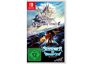 Saviors of Sapphire Wings / Stranger of Sword City Revisited - [Nintendo Switch]