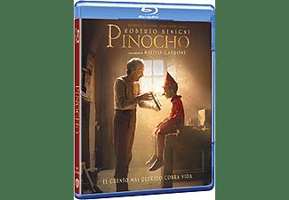 Pinocho - Blu-ray