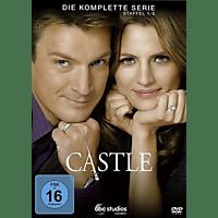 Castle - Staffel 1-8 - Die komplette Serie DVD