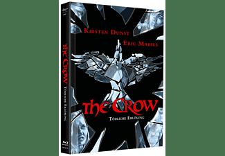 The Crow 3 - Tödliche Erlösung - Mediabook - Cover A (auf 250 Stück limitiert) Blu-ray + DVD