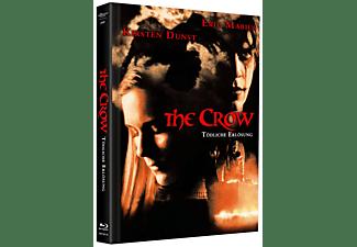 The Crow 3 - Tödliche Erlösung - Mediabook - Cover B Blu-ray + DVD
