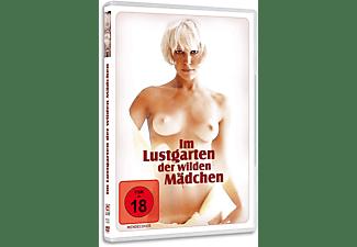 Im Lustgarten der wilden Mädchen DVD