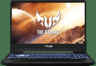 ASUS Gaming Notebook TUF FX505DT-HN450T, R5-3550H, 8GB, 512GB, GTX1650, 15.6 Zoll FHD 144Hz, Schwarz