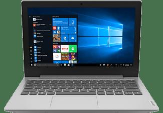 LENOVO Notebook IdeaPad 1, Silver 3050e, 4GB RAM, 64GB eMMC, 11.6 Zoll HD, Platinum Grey (82GV001GGE)