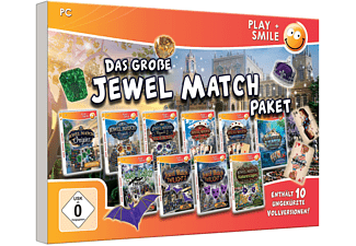 Das große Jewel-Match-Paket - [PC]