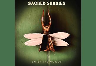 Sacred Shrines - Enter The Woods  - (CD)