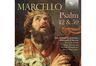 VARIOUS - Marcello:Psalm 42 And 50  - (CD)