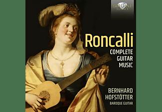 Bernhard Hofstötter - Roncalli:Complete Guitar Music  - (CD)