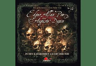 Poe,Edgar Allan/Dupin,Auguste - Folge 12 - In Den Katakomben Lauert Der Tod [CD]