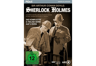 Sir Arthur Conan Doyle: Sherlock Holmes DVD