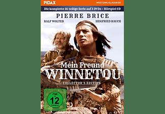 Mein Freund Winnetou DVD