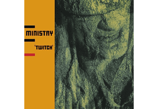 Ministry - TWITCH  - (CD)