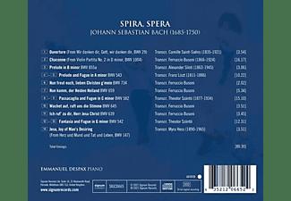 Emmanuel Despax - Spira, Spera  - (CD)