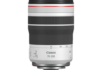 CANON RF 70 mm - 200 mm f./4.0 (Objektiv für Canon R-Mount, Weiss)