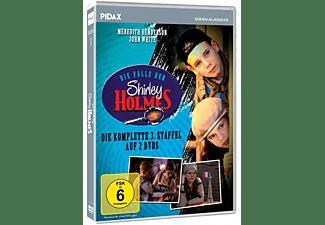 Die Fälle der Shirley Holmes - Staffel 3 DVD