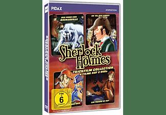 Sherlock Holmes Trickfilm Collection DVD