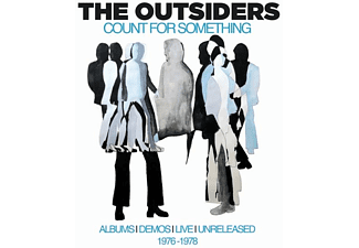The Outsiders - Count For Something (5CD Box Set)  - (CD)