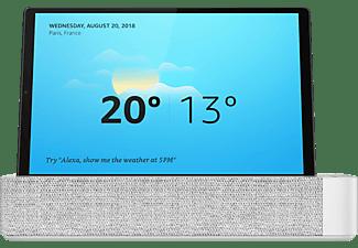 LENOVO Smart Tab M10 HD mit Amazon Alexa, Tablet, 64 GB, 10,1 Zoll, Platinsilber