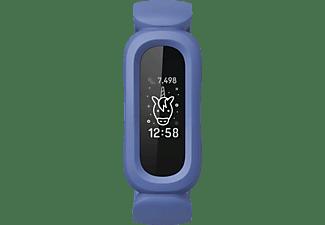 FITBIT Ace 3 Kinder, Fitness Tracker, S, L (116-168 mm), Kosmos-Blau/Astro-Grün