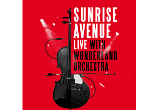 Sunrise Avenue - Live With Wonderland Orchestra  - (CD)