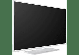 TELEFUNKEN D43U550R1CW LED TV (Flat, 43 Zoll / 108 cm, UHD 4K, SMART TV)