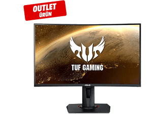 "ASUS Tuf VG27VQ 27"" VA/ 1920X1080/ 165HZ/ 1MS Gaming Monitör Siyah Outlet 1208057"