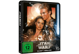 Angriff Der Klonkrieger 2 (Steel-Ed.) Blu-ray