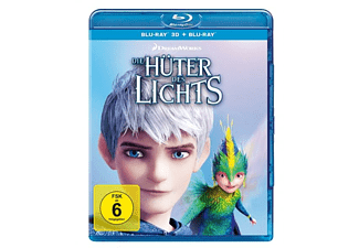 Die Hüter des Lichts 3D (Blu-ray 3D+Blu-ray) Blu-ray