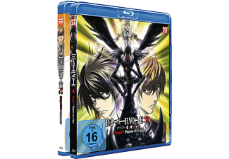 Death Note ReLight 1: Visions of a God, Death Note ReLight 2: L's Successors Blu-ray
