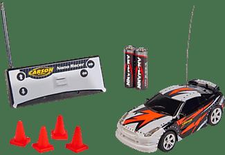 CARSON 1:60 Nano Racer Slash 40 MHz 100% RTR ferngesteuertes Spielfahrzeug, Mehrfarbig