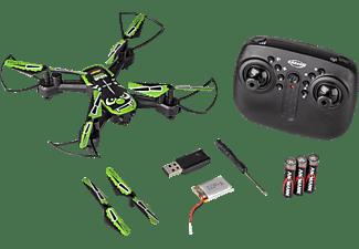 CARSON X4 Quadcopter Toxic Spider 2.0 100% RTF ferngesteuerte Drohne, Grün