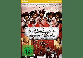 Das Geheimnis der eisernen Maske DVD