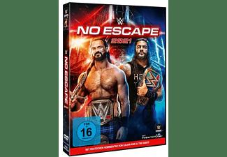 Wwe: No Escape 2021 DVD