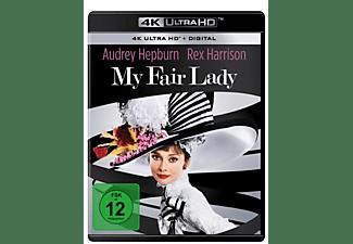 My fair Lady 4K Ultra HD Blu-ray + Blu-ray
