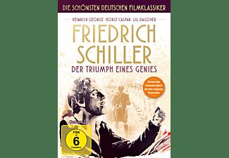 Friedrich Schiller - Der Triumph eines Genies DVD
