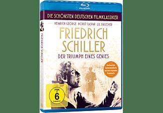 Friedrich Schiller - Der Triumph eines Genies Blu-ray