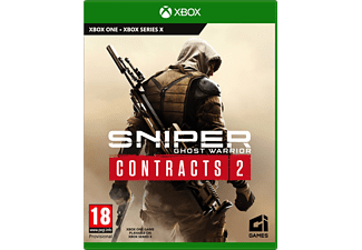 Sniper Ghost Warrior Contracts 2 UK Xbox One / Xbox Series X