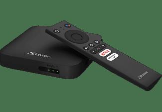 STRONG LEAP-S1 4K UHD Box androidtv, Schwarz