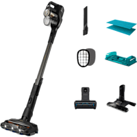 PHILIPS XC8347/01 Kabelloser Staubsauger 8000 Series Aqua Plus