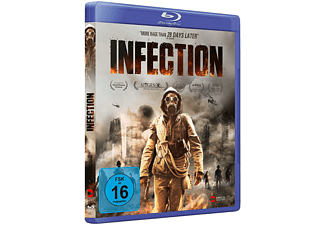 Infection Blu-ray