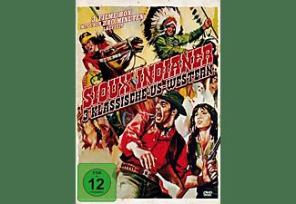 Sioux Indianer-3 klassische US-Western DVD
