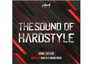 Ran-d & Sound Rush - THE SOUND OF HARDSTYLE ' HOME EDITI  - (CD)