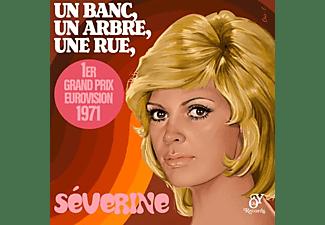 Severine - Un Banc,Un Arbre,Une Rue  - (CD)