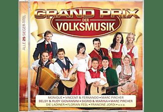 VARIOUS - Grand Prix der Volksmusik  - (CD)
