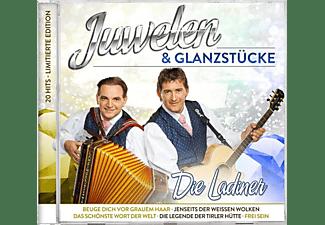 Die Ladiner - Juwelen And Glanzstücke  - (CD)