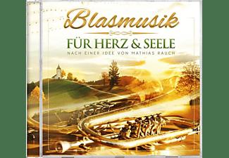 VARIOUS - Blasmusik für Herz And Seele  - (CD)