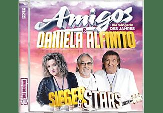 Daniela / Amigos Alfinito - Sieger And Stars  - (CD)