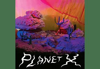 Red Ribbon - Planet X (Ltd.Galaxy Purple Vinyl)  - (Vinyl)