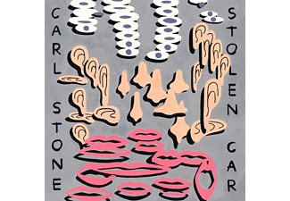 Carl Stone - Stolen Car  - (CD)