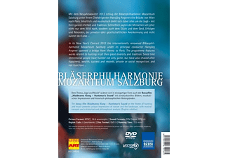 Bläserphilharmonie Mozarteum - La Chasse   Die Jagd/Paris   Wien  - (DVD)